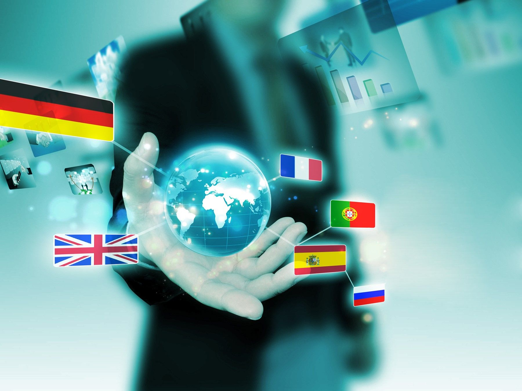 Why Translate into Different European Languages to Enter into the Global Market?
