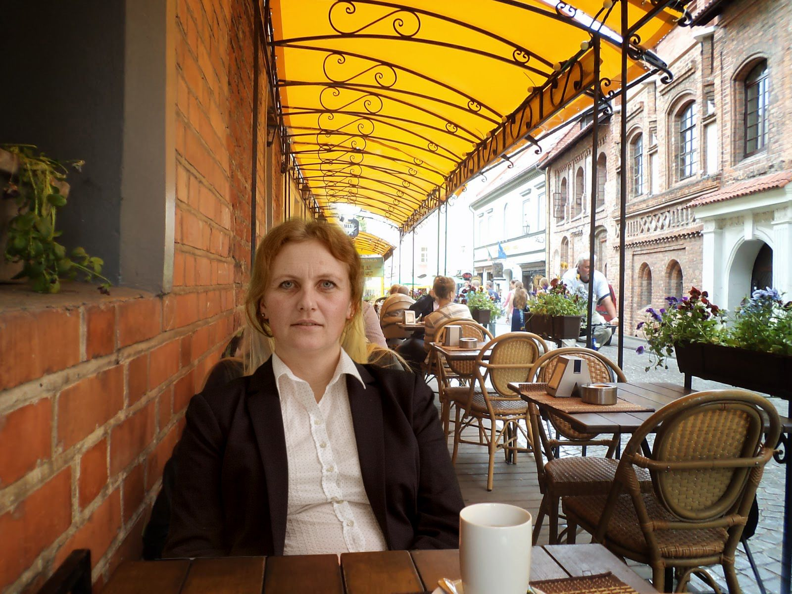 Rugilė from Lithuania: Working in Translation
