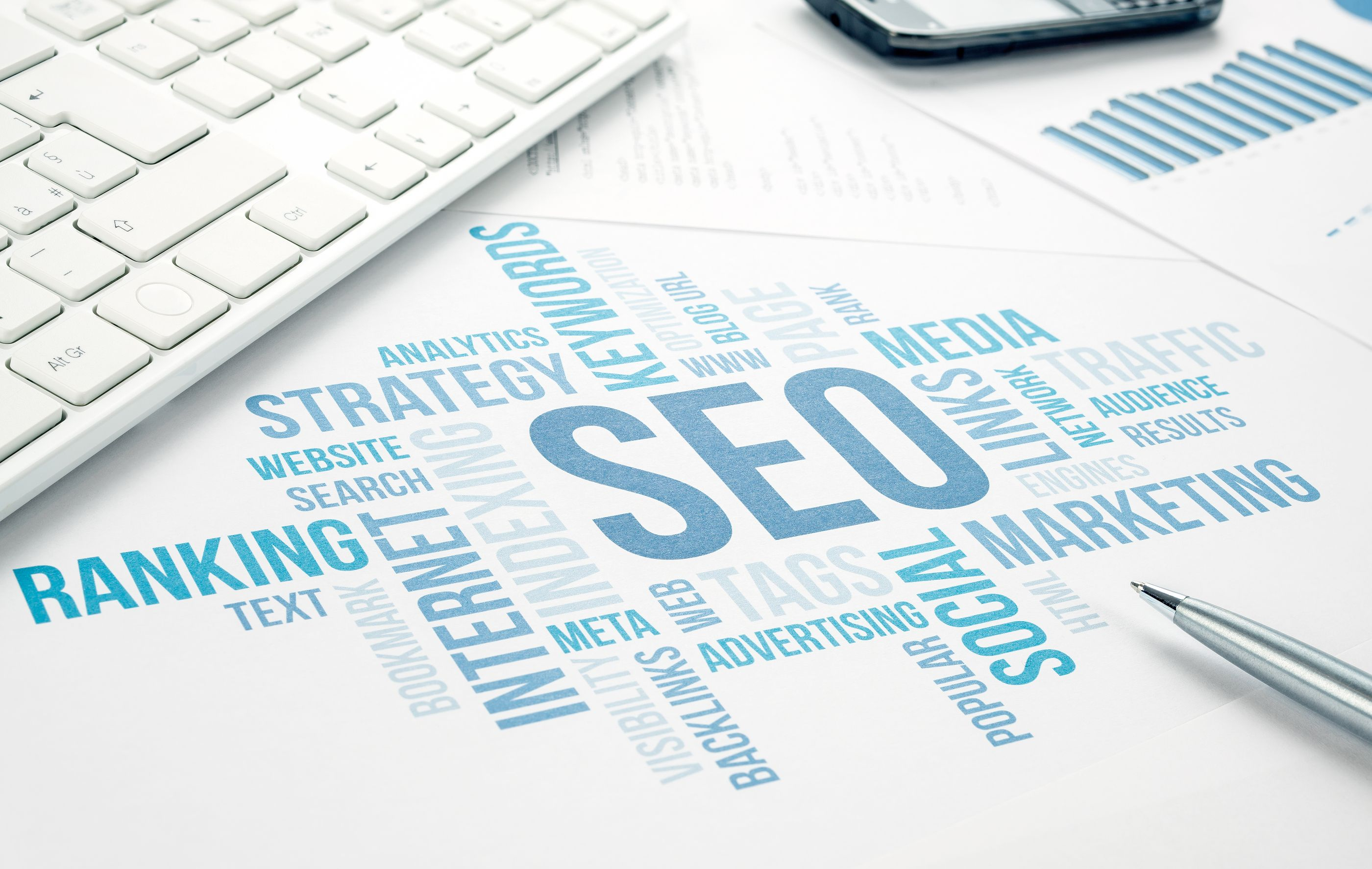 Traduction SEO multilingue