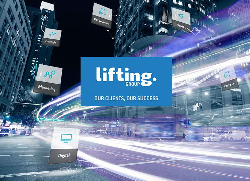 Lifting Group, Partner Corporativo de BigTranslation