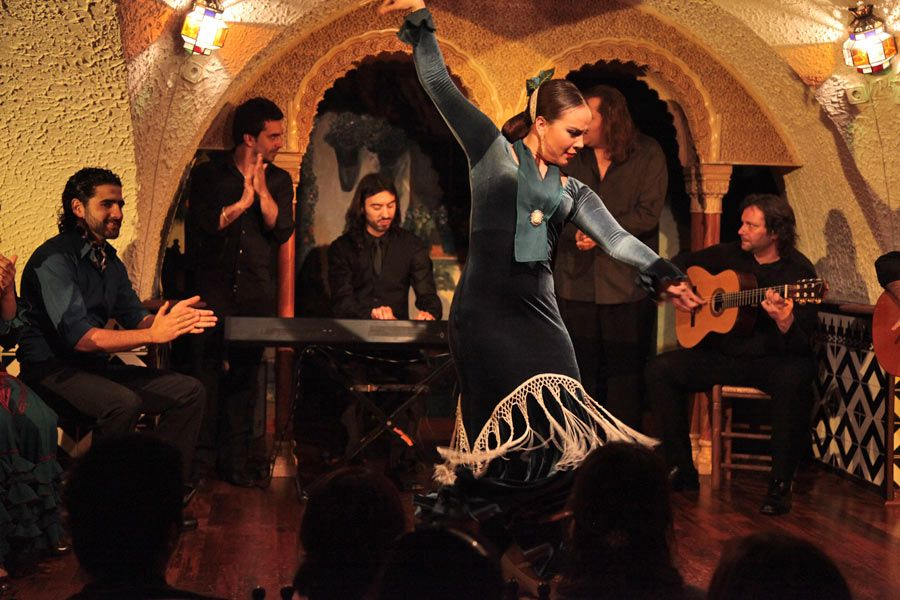 Tablao Flamenco shares its tradition with the world