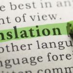 Traductores profesionales, no te la juegues