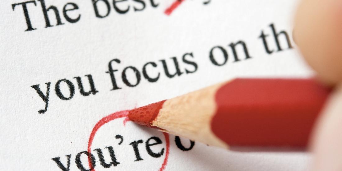 Proofreading agencia de traducción
