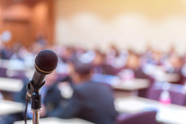 intérprete de conferencias