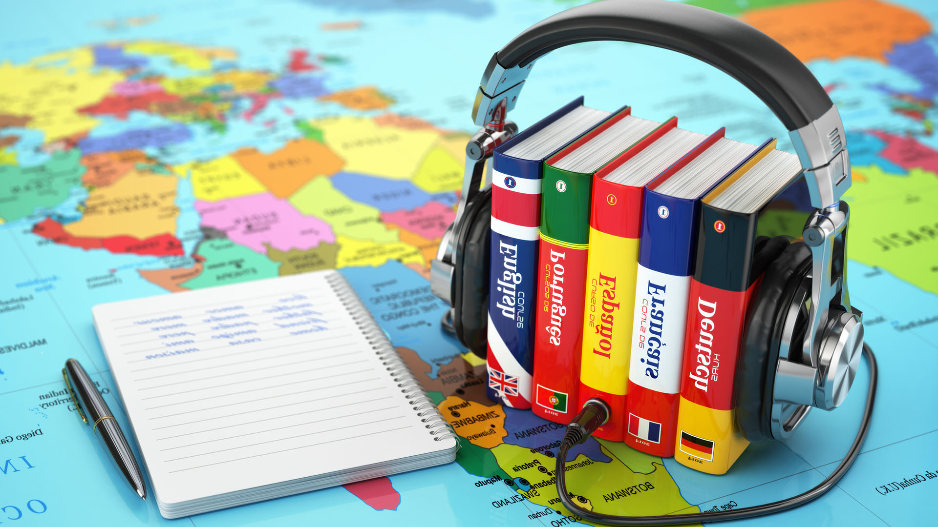 Would you learn one of these rare languages?
