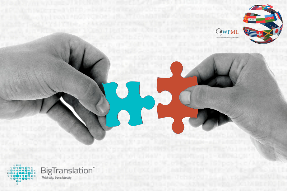 Translate your WordPress website with WPML and BigTranslation
