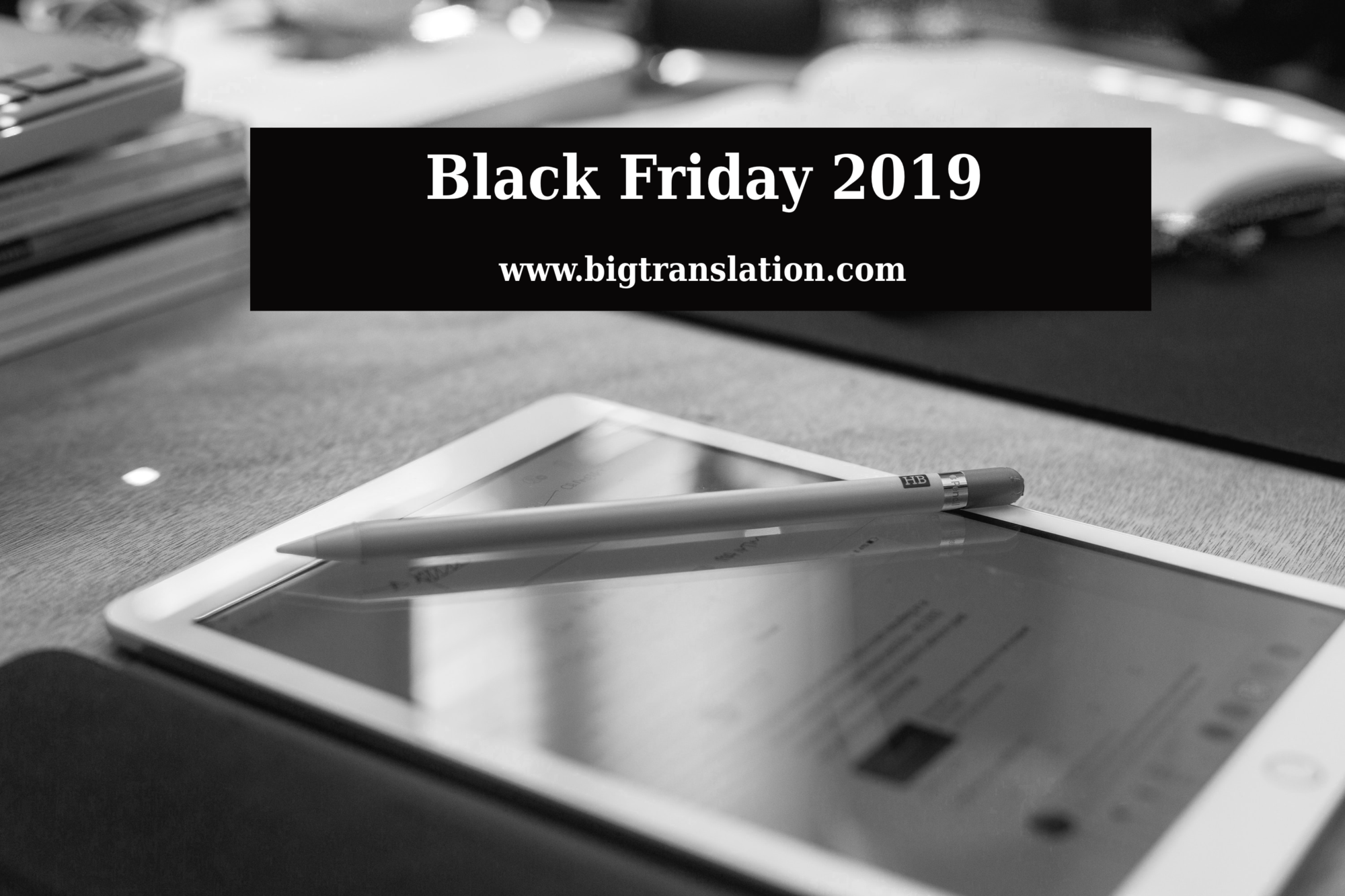 Black Friday 2019 is just around the corner… Is your business ready?