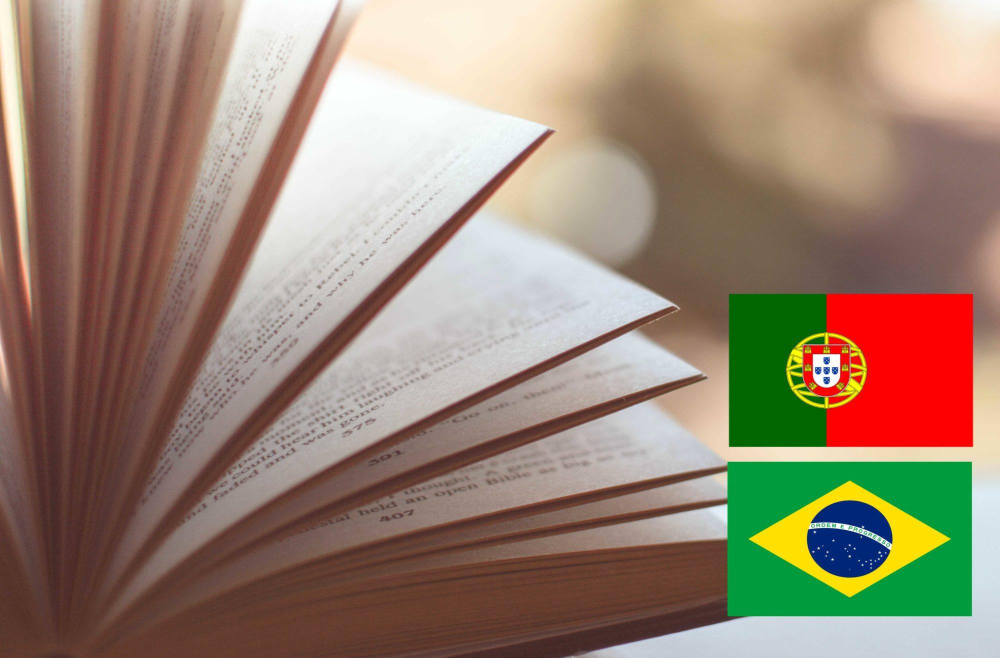 Diccionarios monolingües – portugués