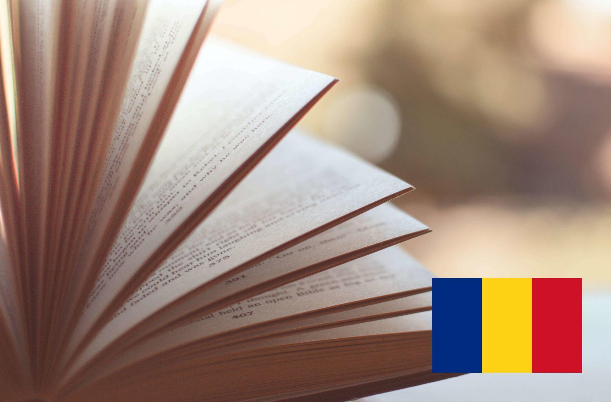 Diccionarios monolingües –  rumano