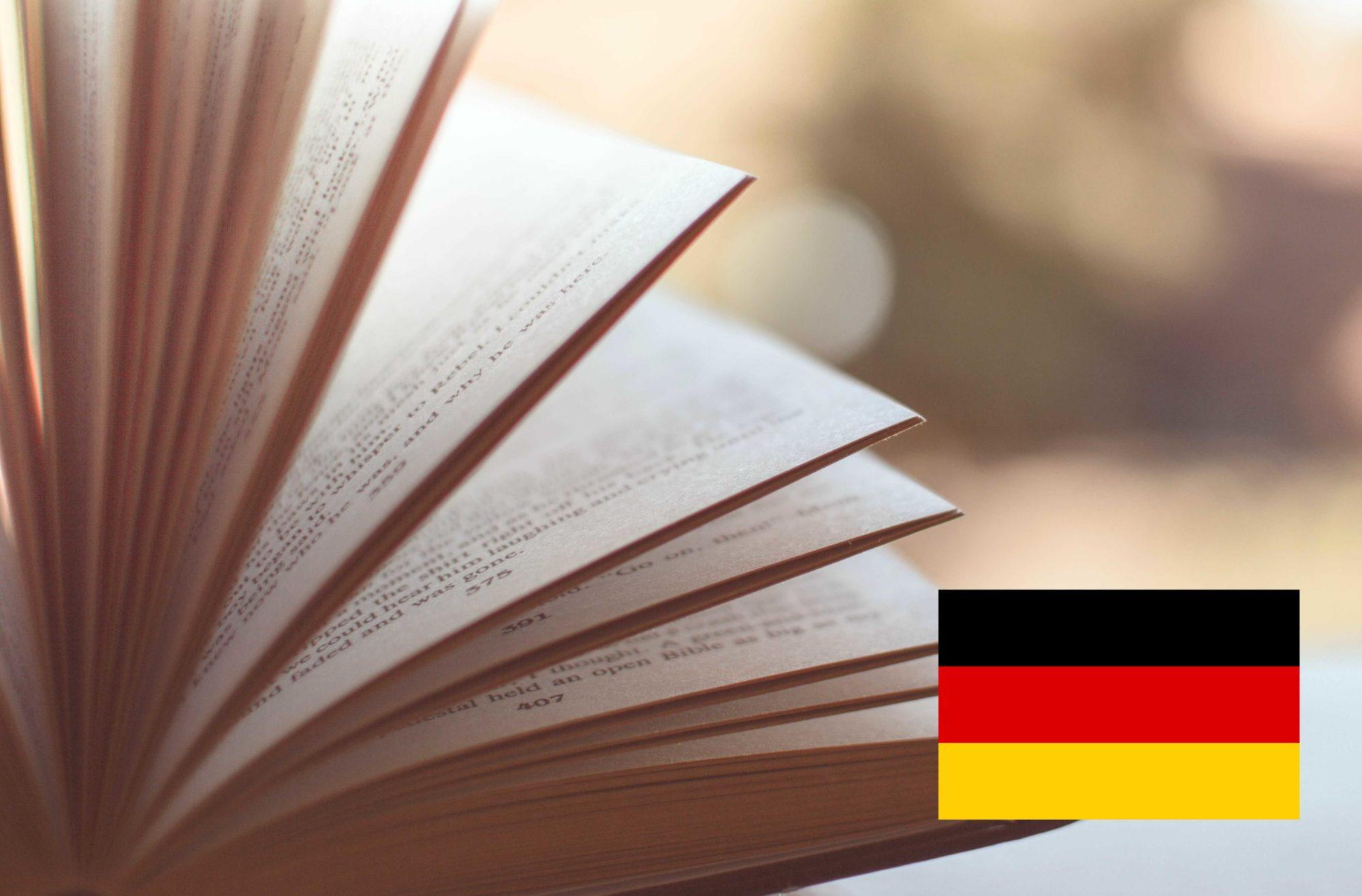 Diccionarios monolingües – alemán